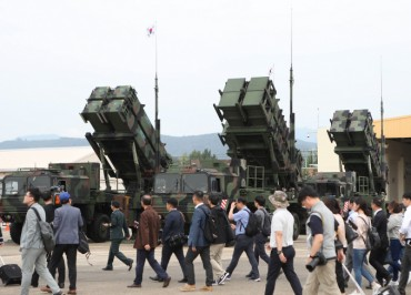 S. Korea Moves Patriot Missile Unit to Central Seoul