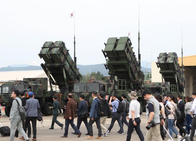 S. Korea Moves Patriot Missile Unit to Central Seoul