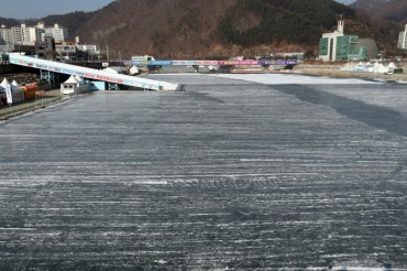 Hwacheon Ice Fishing Festival Opens to Foreigners Saturday