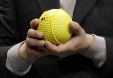 Samsung Says 'Ballie' is Not Robot