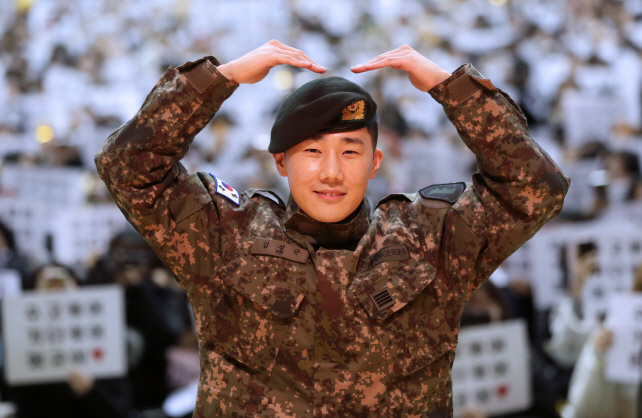 Boy Band INFINITE's Sung-kyu Discharged from Military