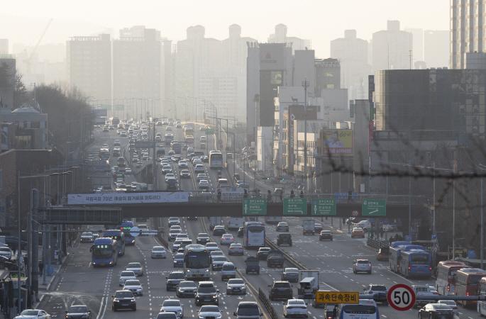 Ultrafine Dust in Seoul, Beijing Has Similar Ingredients