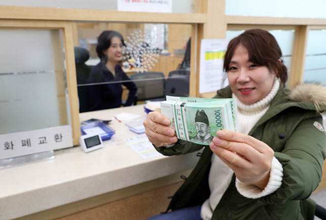BOK Floats 6 tln Won Worth of Fresh Bills Ahead of Lunar New Year's Day