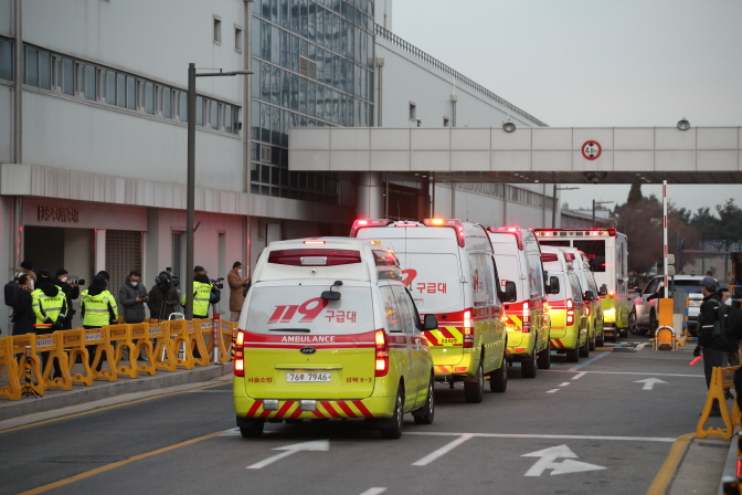 Interference with Ambulances to be Punished by Up to 5 Years in Prison