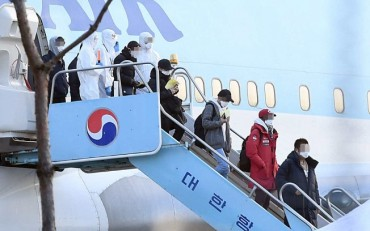 S. Korea Seeks to Send 2 Chartered Flights to Virus-hit Italy to Evacuate Citizens Next Week