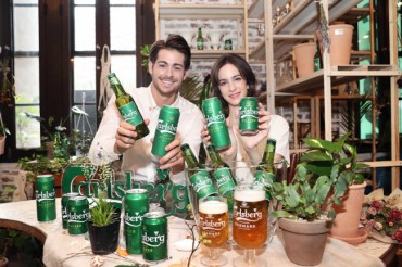 Popularity of Danish Beer Carlsberg Grows in S. Korea