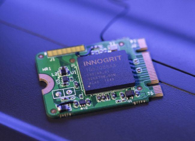 Innogrit's Rainer SSD Controller Chip Selected by ADATA and Biwin