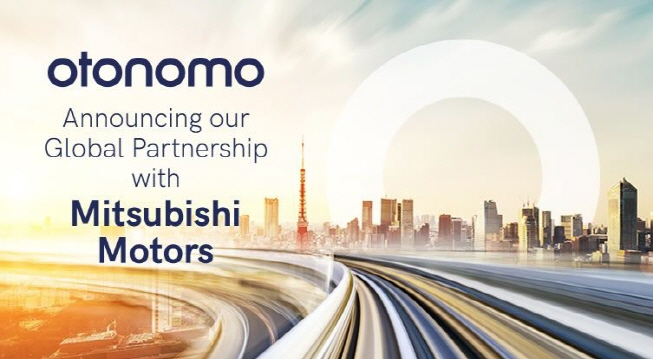 Mitsubishi Motors and Otonomo Partner to Deliver Connected Car Applications and Services to Benefit Drivers and Cities