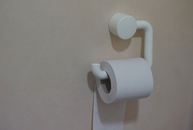 Improvements in the quality of toilet paper have reduced the amount of use. (image: Pixabay)