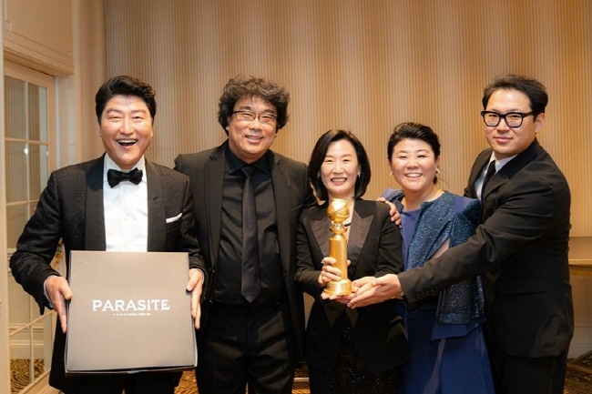 'Parasite' Overcomes 'One-inch Subtitle Barrier'