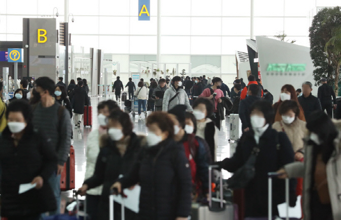 S. Korea to Bar Foreigners from Hubei as Cases Rise Sharply
