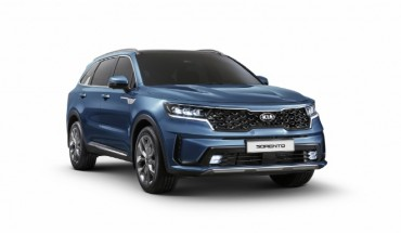 Kia Unveils Design of New Sorento, Launch Scheduled in March