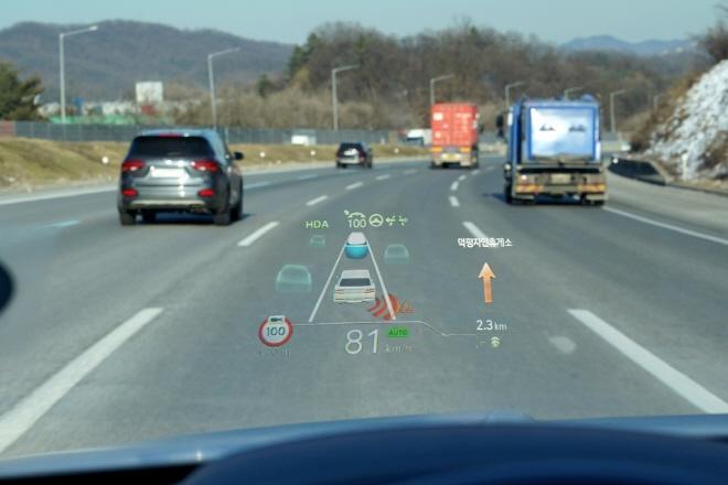 Hyundai Mobis to Enter Global Head-up Display Market