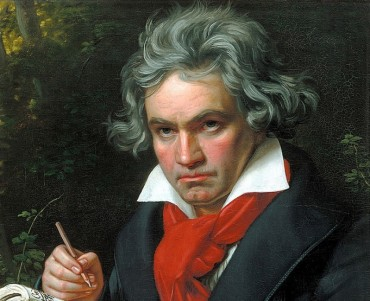 Big Data Designates Beethoven as Most Inspirational Composer of All Time