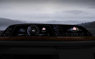 LG to Supply Digital Cockpit System for Cadillac Escalade