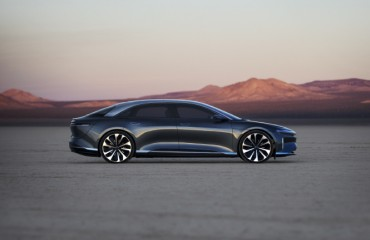 LG Chem to Supply Batteries to Lucid Motors