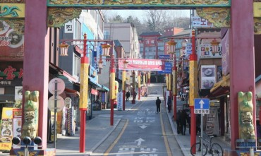 New Plans for Chinatown in Gangwon Province Hit with Massive Criticism