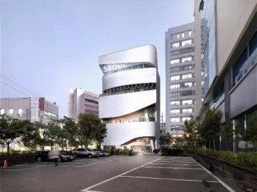 Construction of Film Culture Complex Begins in Seoul