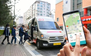 Hyundai Launches App-based Community Ride-pooling Service