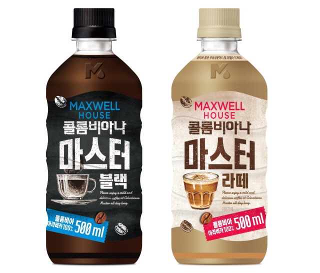 Dongsuh Foods Corp.'s bottled coffee drinks. (image: Dongsuh Foods)
