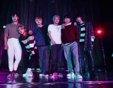 Monsta X Becomes 3rd K-pop Band to Make Top 5 on Billboard 200