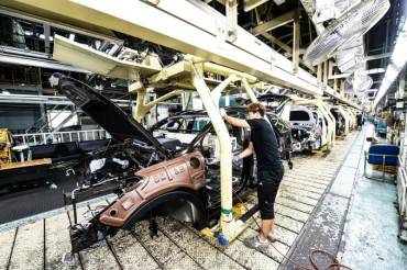 Korean Carmakers' July Sales Down on Pandemic; Domestic Sales Up 10 pct