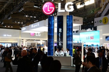 LG Electronics Withdraws from MWC Due to New Coronavirus