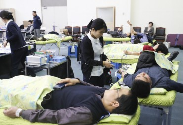 Blood Supply Plunges Due to Coronavirus