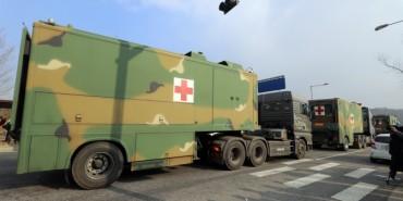 800 Soldiers Quarantined, Reserve Forces' Training Postponed in Anti-coronavirus Measures