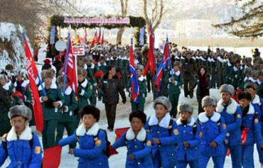 N. Korea Continues Group Events Despite Fears over New Coronavirus