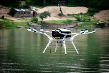 S. Korean Drone Industry Makes Inroads in Africa