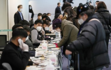 Over 600 Quarantine Officials Fighting Coronavirus at Incheon Airport