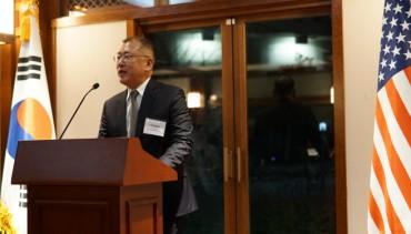 Hyundai Heir Apparent Promotes Company's Future Mobility Plans in Washington
