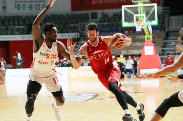 2 Foreign Basketball Players Leave S. Korean League over Coronavirus Fears
