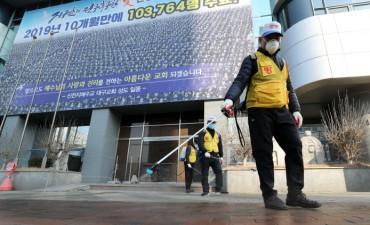 Daegu on Alert as Coronavirus Cases Surge