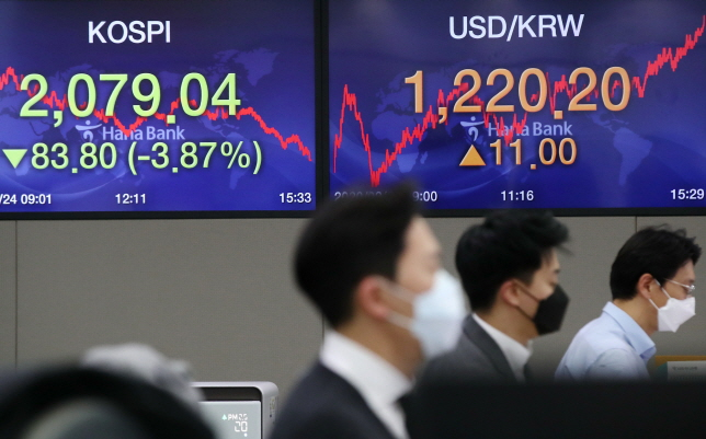 Foreign Investors Swoop to Korean Bonds on Virus