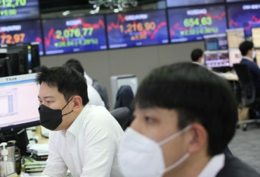 Coronavirus Spooks Foreigners Out of S. Korean Equities