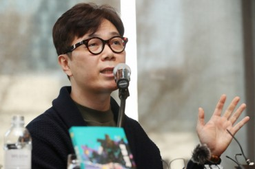 Kim Young-ha's First Novel in 7 yrs Released Exclusively via e-book Service