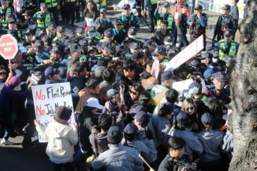 Defective CCTVs, Lax Discipline Blamed for Civilians' Intrusion into Jeju Naval Base