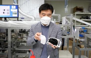 Researchers Develop Reusable Mask Filter