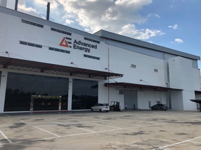 Advanced Energy Announces Its New State-of-the-Art Manufacturing Facility in Southeast Asia is Now Operational
