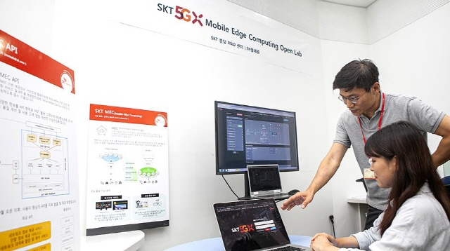 SK Telecom Teams Up with AWS to Launch 5G Edge Cloud Service