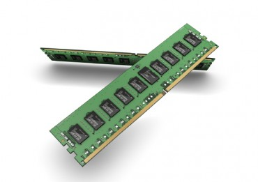 Samsung Begins Shipment of EUV-based DRAM Modules