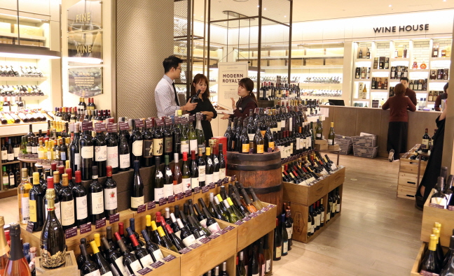 Wine Sales Increase Despite Coronavirus Outbreak