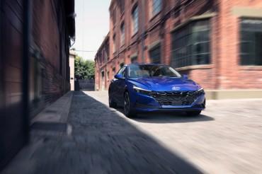 Hyundai Launches All-new Avante in S. Korea