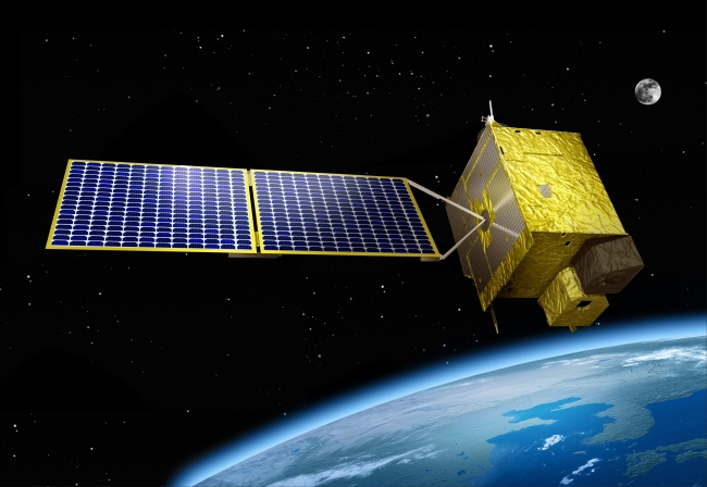 S. Korea's Geostationary Environmental Monitoring Satellite in Orbit