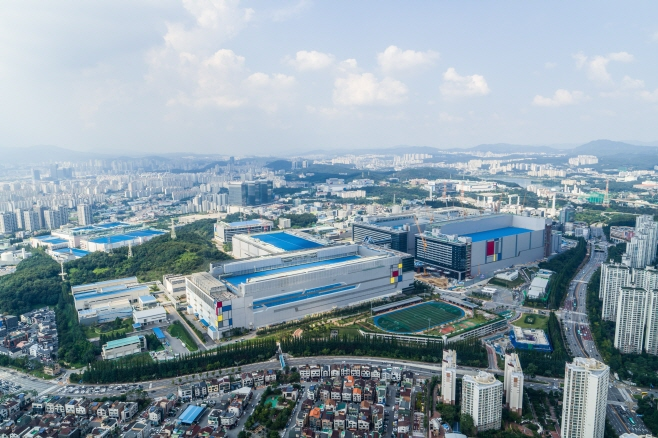 Samsung Opens In-house COVID-19 Testing Center