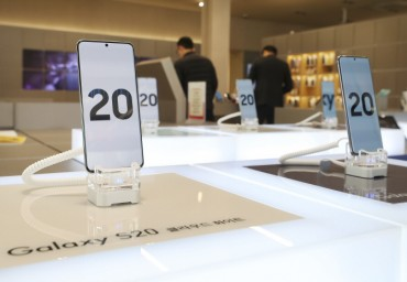 S. Korean Smartphones Sales Drop 18 pct in Q1 on Coronavirus Fallout