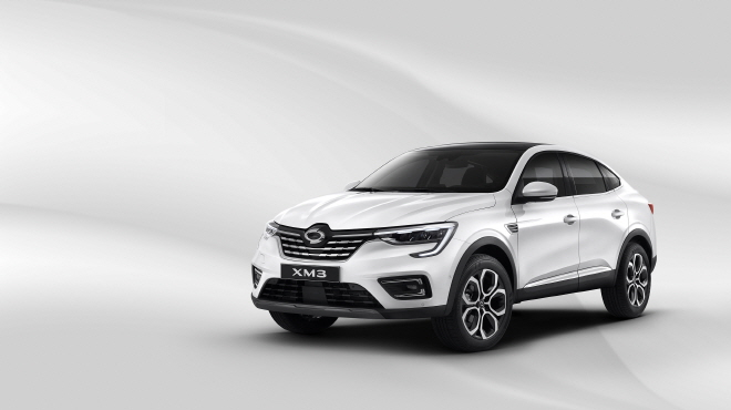 Renault Samsung to Launch XM3 SUV Next Week