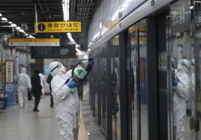 Subway Operator Concentrates Efforts on Quarantine